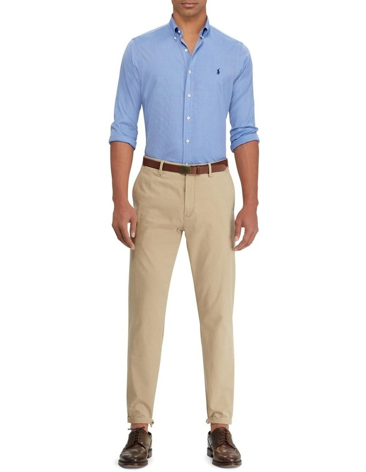 Classic Fit Poplin Shirt image 3