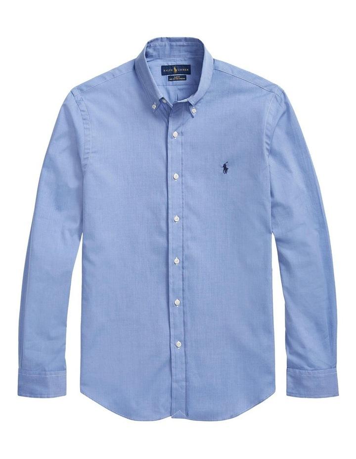 Classic Fit Poplin Shirt image 4