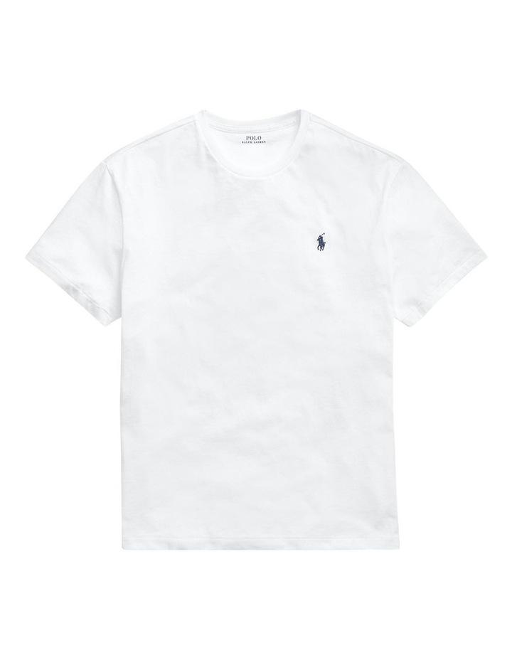 Classic Fit Jersey Crewneck T-Shirt image 3