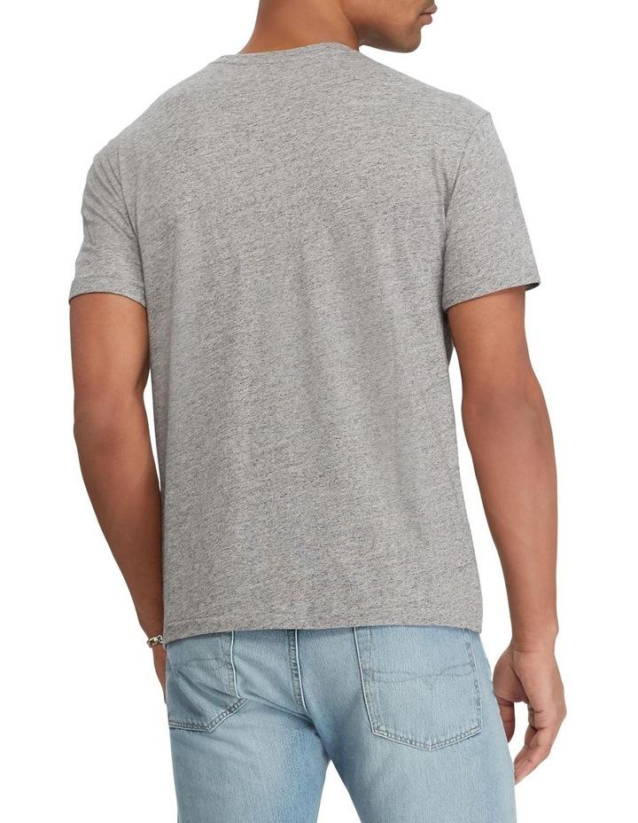 Classic Fit Jersey Crewneck T-Shirt image 2