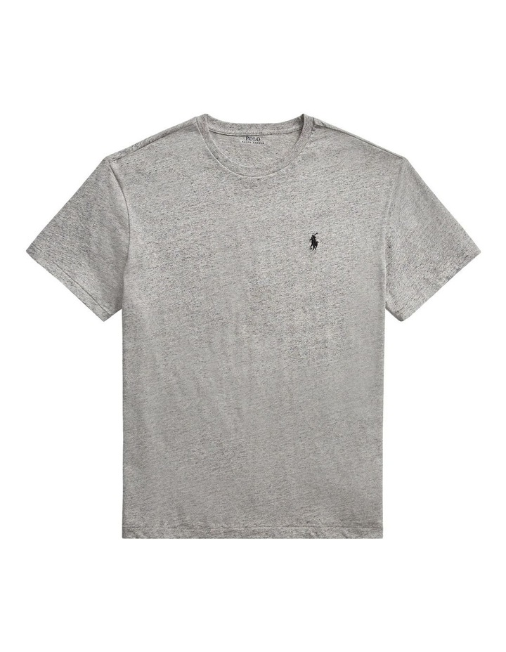 Classic Fit Jersey Crewneck T-Shirt image 4