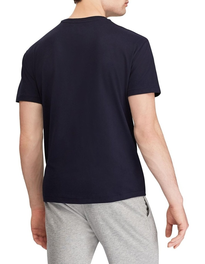 Classic Fit Jersey V-Neck T-Shirt image 2