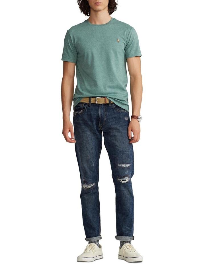 Custom Slim Fit Soft Cotton T-Shirt image 3