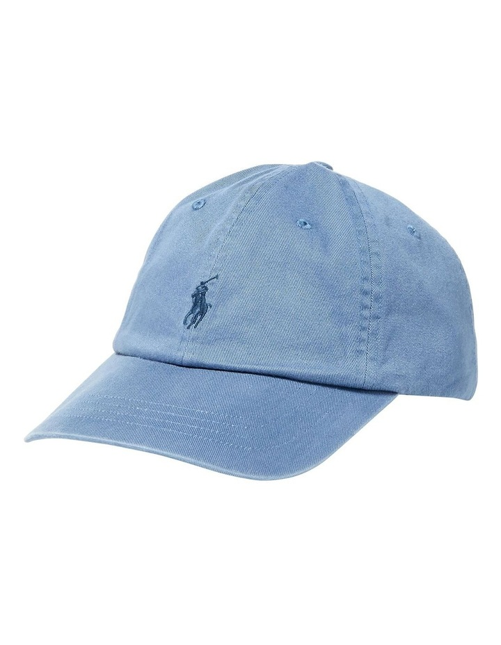 Cotton Chino Ball Cap image 1