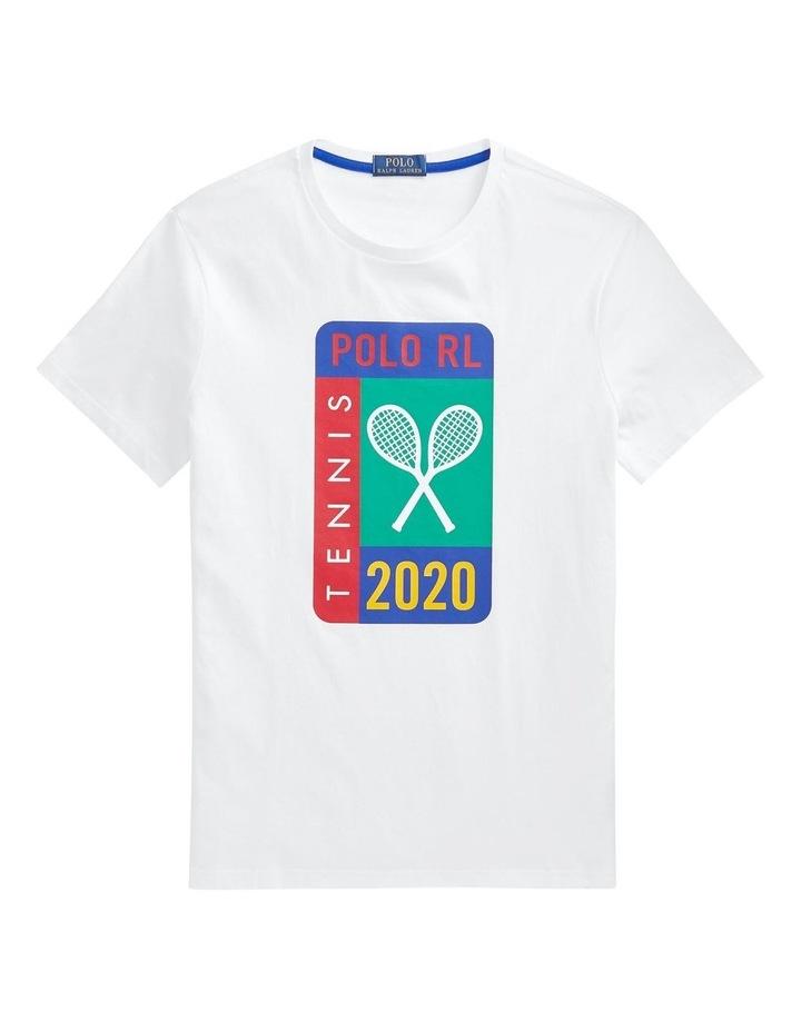 Custom Slim Fit Tennis T-Shirt image 1