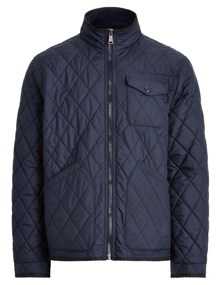 Water-Repellent Quilted Jacket image 2