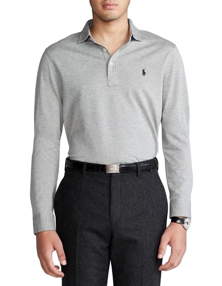 Custom Slim Stretch Mesh Shirt image 1
