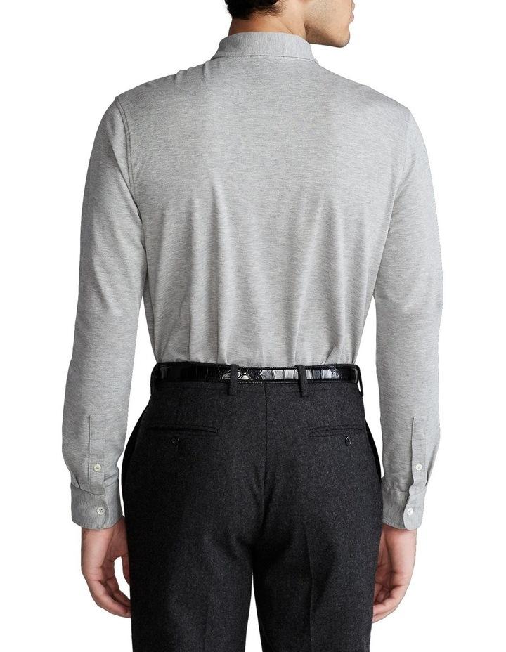 Custom Slim Stretch Mesh Shirt image 2