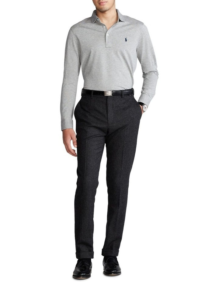 Custom Slim Stretch Mesh Shirt image 3