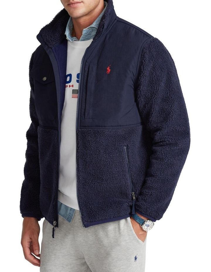 Hybrid Fleece Jacket image 1