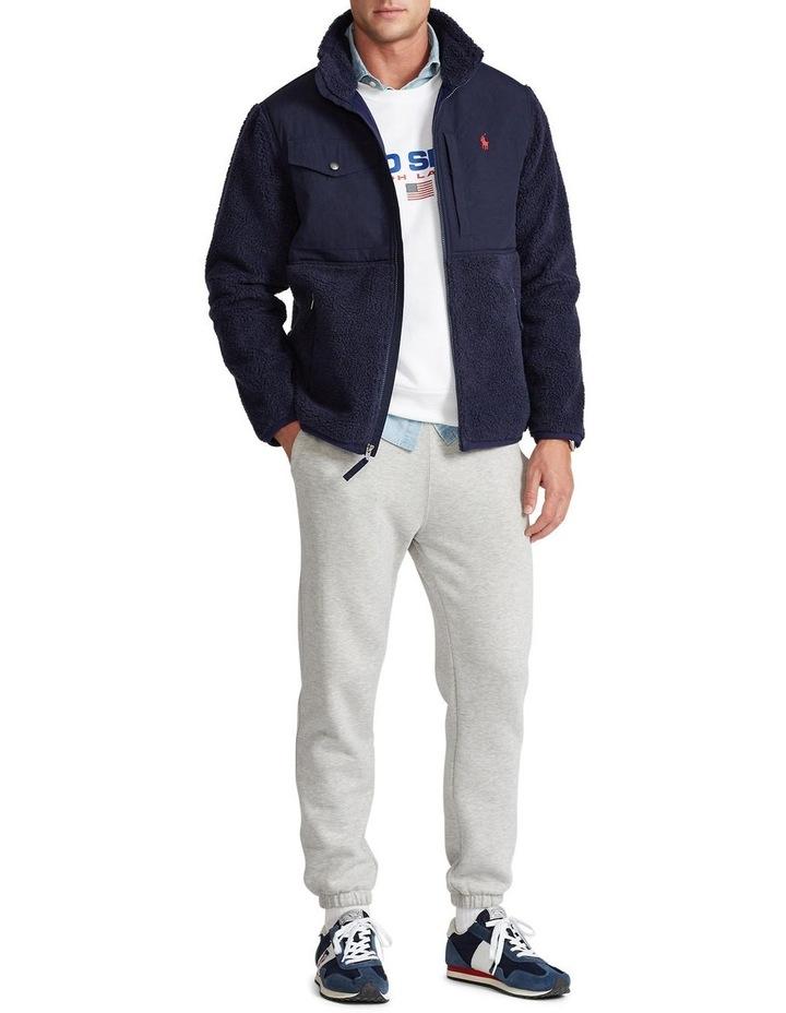 Hybrid Fleece Jacket image 3