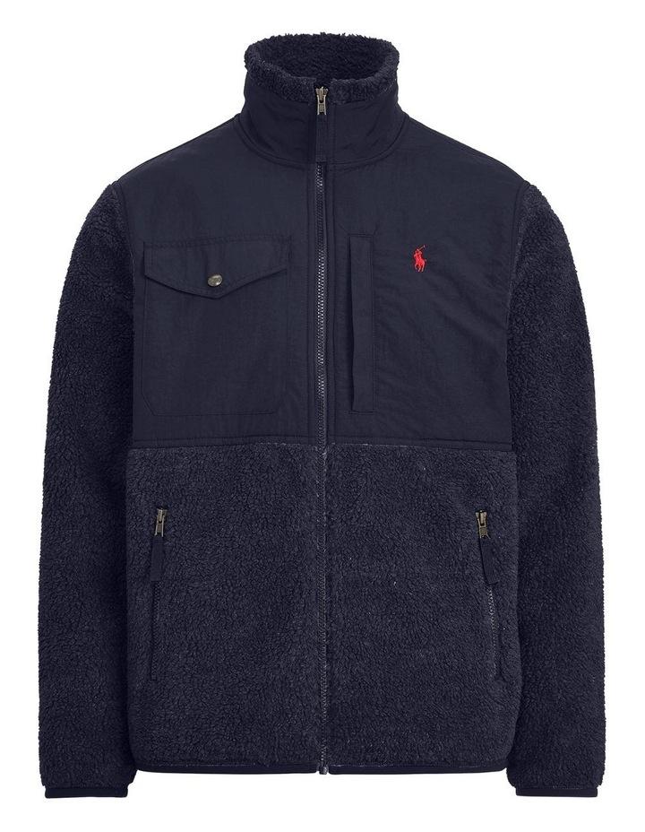 Hybrid Fleece Jacket image 4