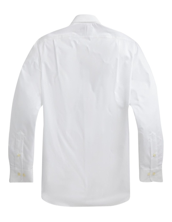 Slim Fit Poplin Shirt image 2