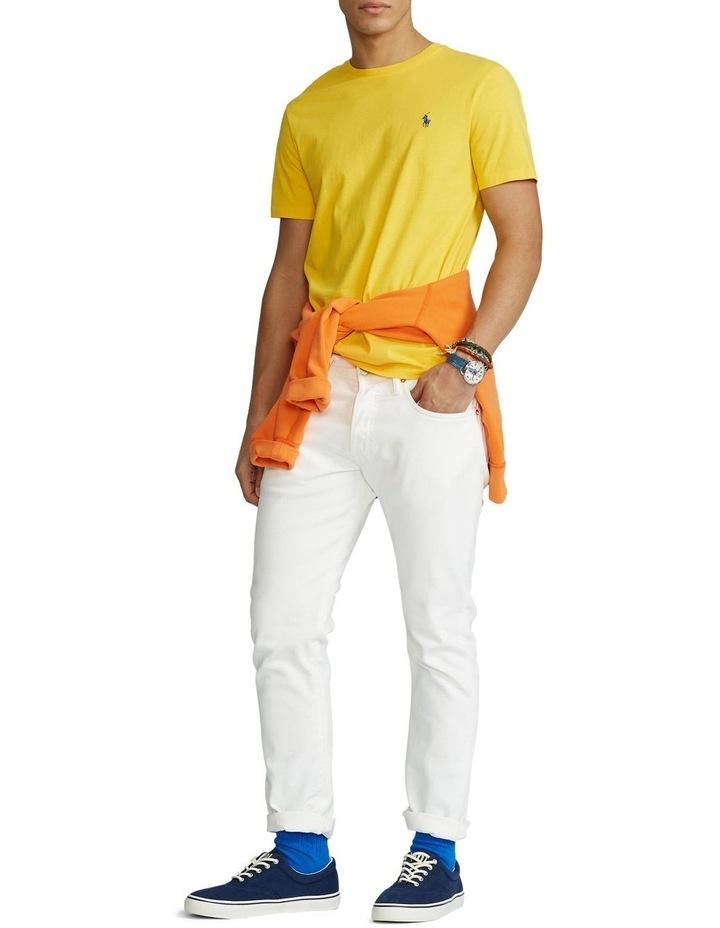 Custom Slim Fit Jersey Crewneck T-Shirt image 3