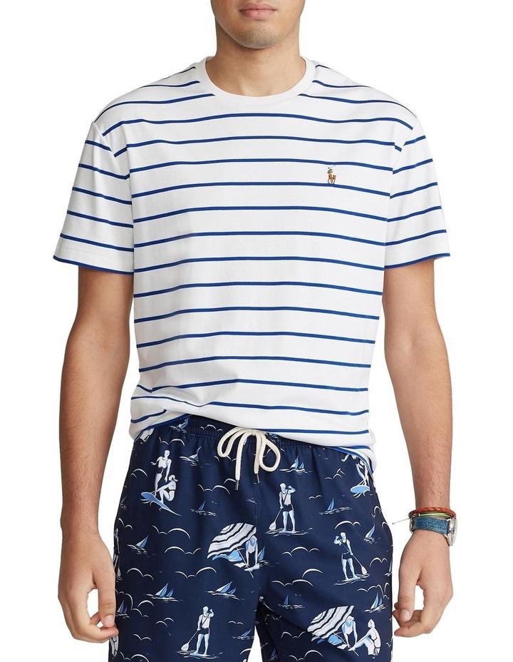 Custom Slim Fit Soft Cotton T-Shirt image 1