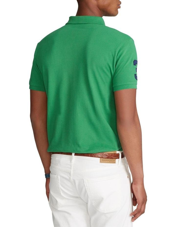Custom Slim Fit Triple-Pony Polo Shirt image 2
