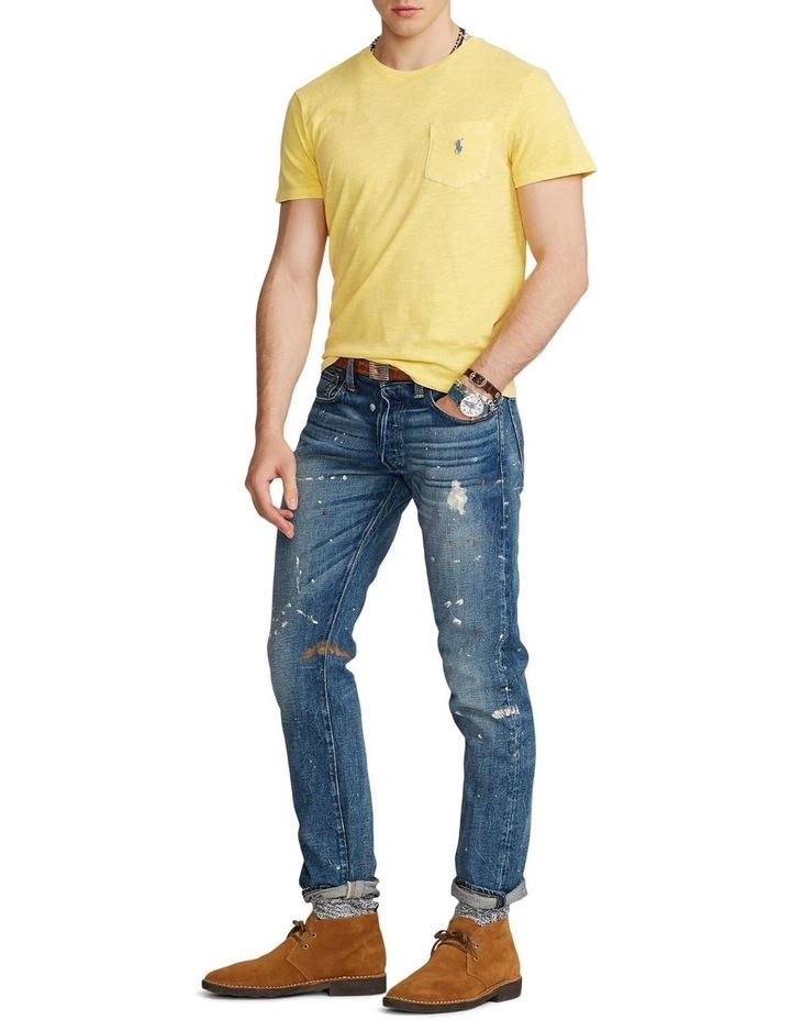 Custom Slim Fit Jersey Pocket T-Shirt image 3