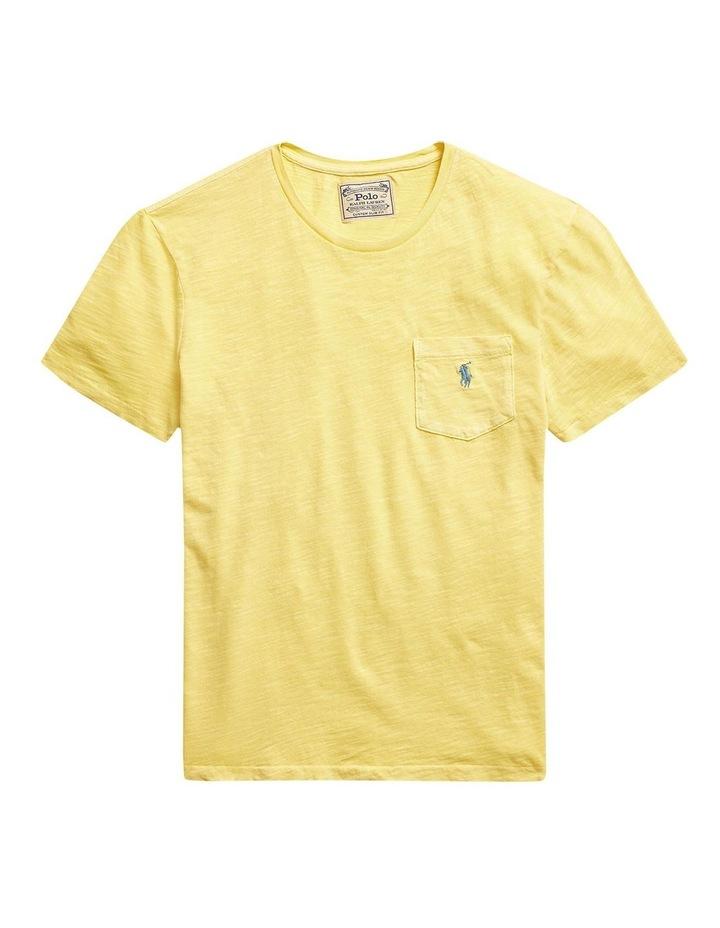 Custom Slim Fit Jersey Pocket T-Shirt image 4