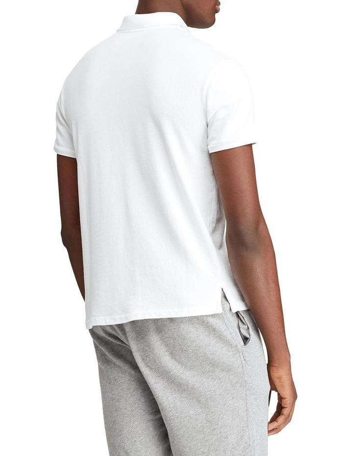 Custom Slim Fit Spa Terry Polo Shirt image 2
