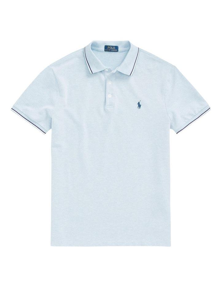 Custom Slim Stretch Birdseye Polo Shirt image 4