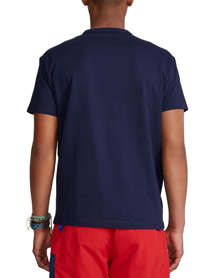 Classic Fit Polo Sport Jersey T-Shirt image 2
