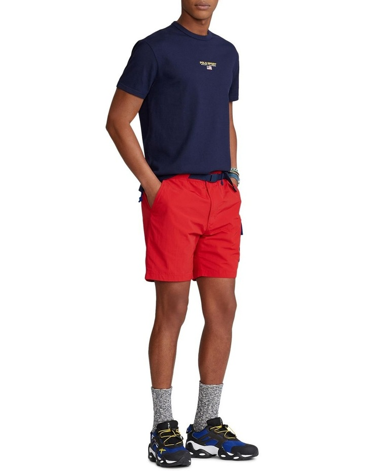 Classic Fit Polo Sport Jersey T-Shirt image 3