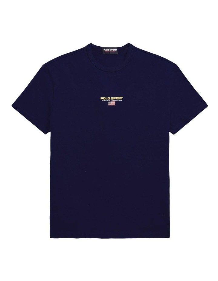 Classic Fit Polo Sport Jersey T-Shirt image 4