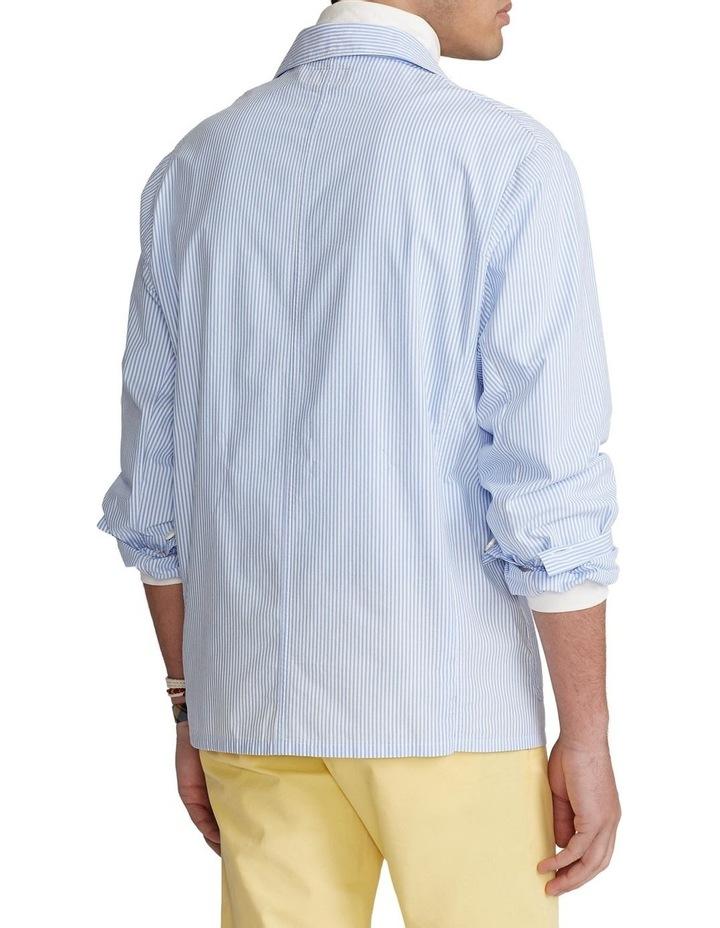Classic Fit Seersucker Work Shirt image 2
