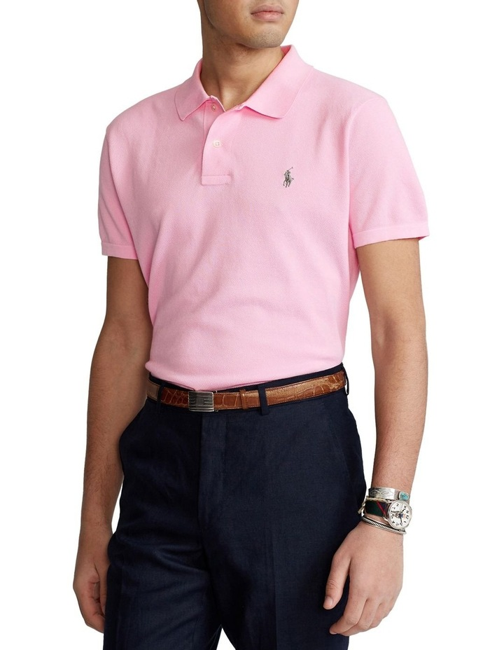 The Luxe Knit Polo Shirt image 1