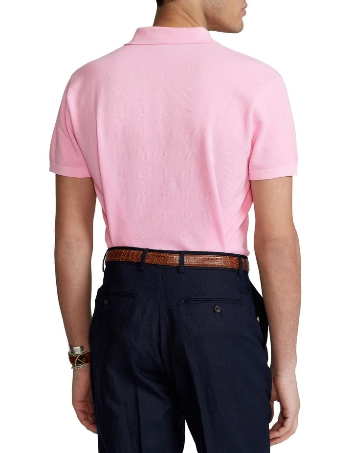 The Luxe Knit Polo Shirt image 2