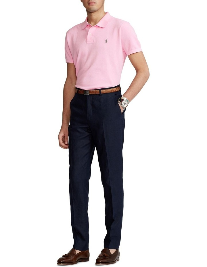 The Luxe Knit Polo Shirt image 4