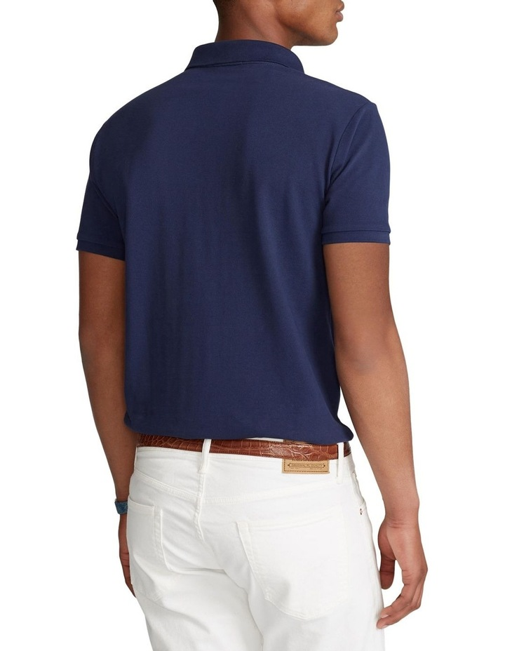 Custom Slim Fit Polo Bear Polo Shirt image 2