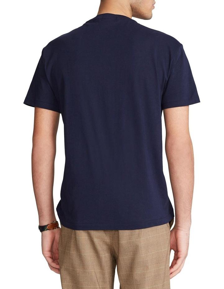 Custom Slim Fit Polo Bear T-Shirt image 2