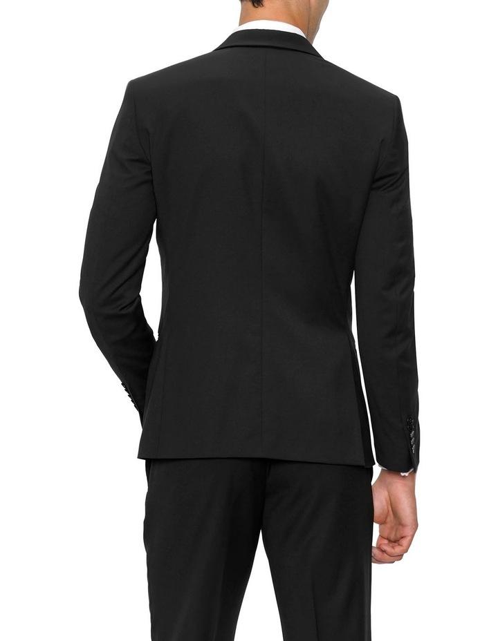 Slim Fit Black Spectre Dinner Jacket F34087 image 3