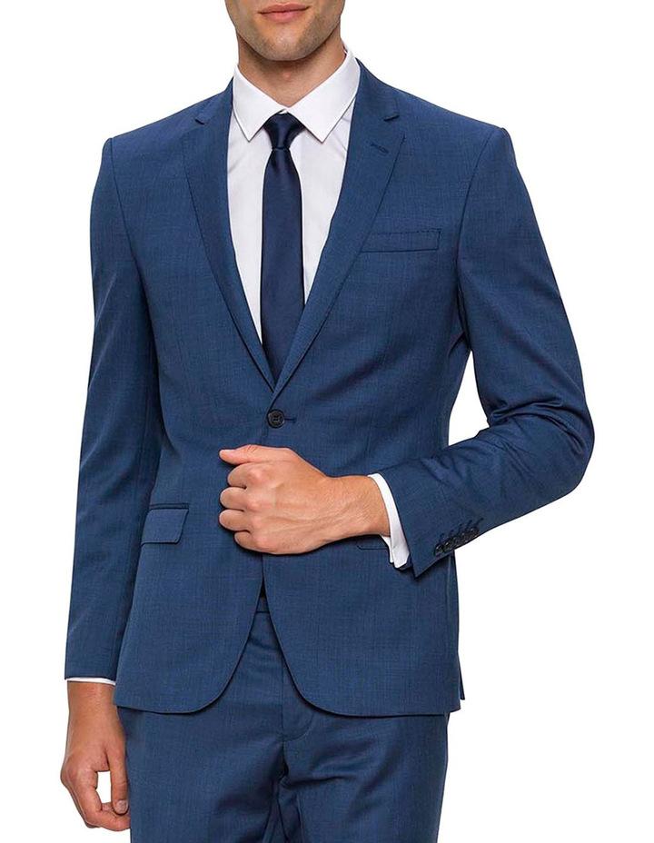 Slim Fit Blue Lithium Jacket FGD019 image 1