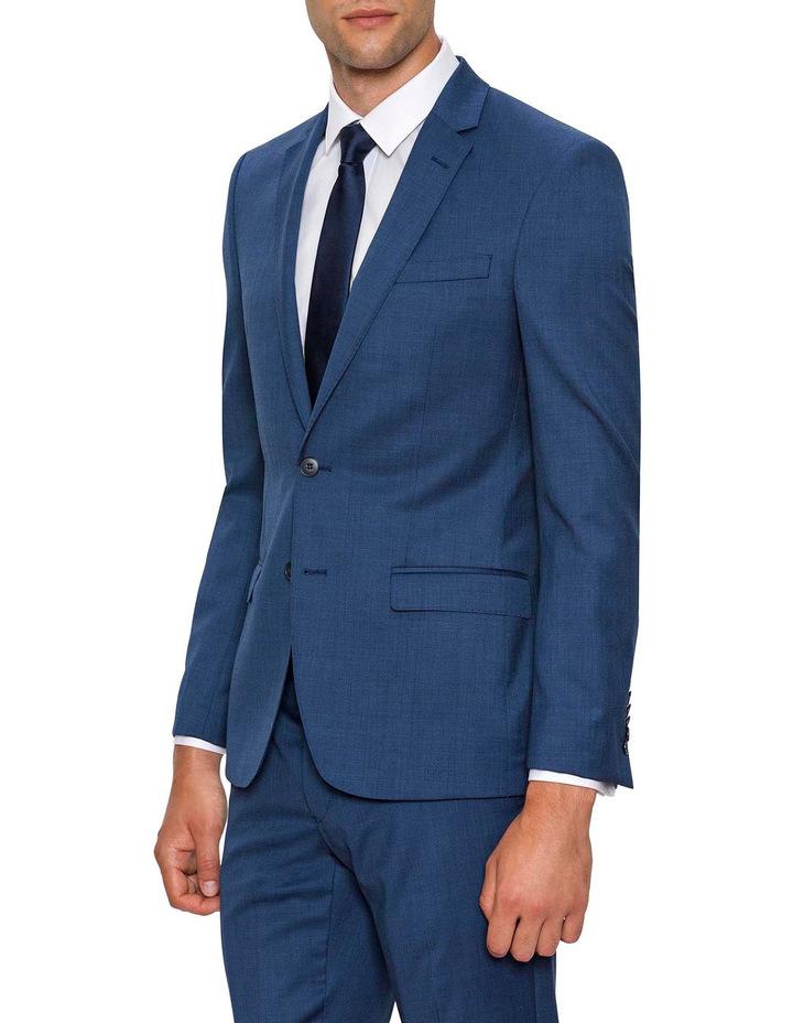 Slim Fit Blue Lithium Jacket FGD019 image 2