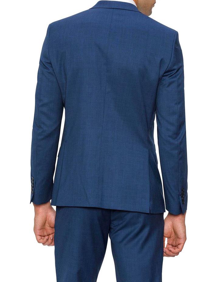 Slim Fit Blue Lithium Jacket FGD019 image 3