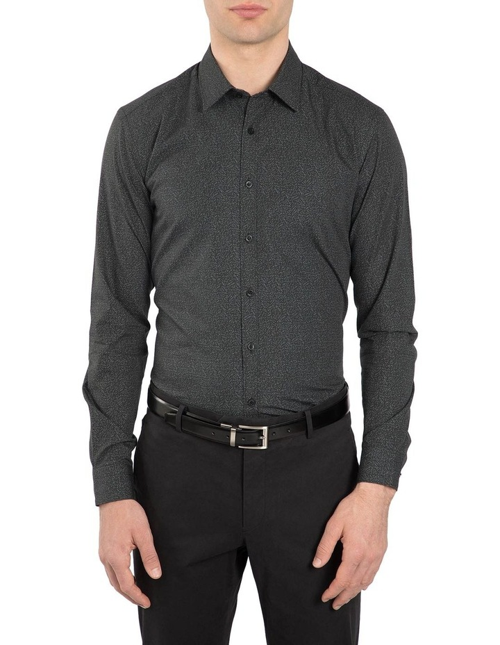 Slim Fit Flame Shirt image 1
