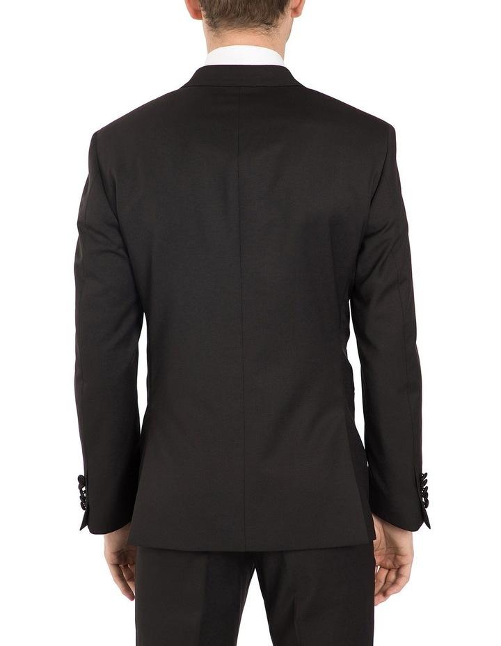 Slim Black Quantum Dinner Jacket image 2