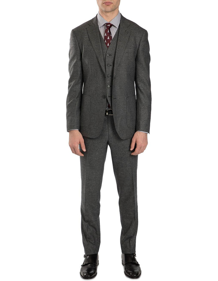 Tailored Fit Charge Trouser image 3