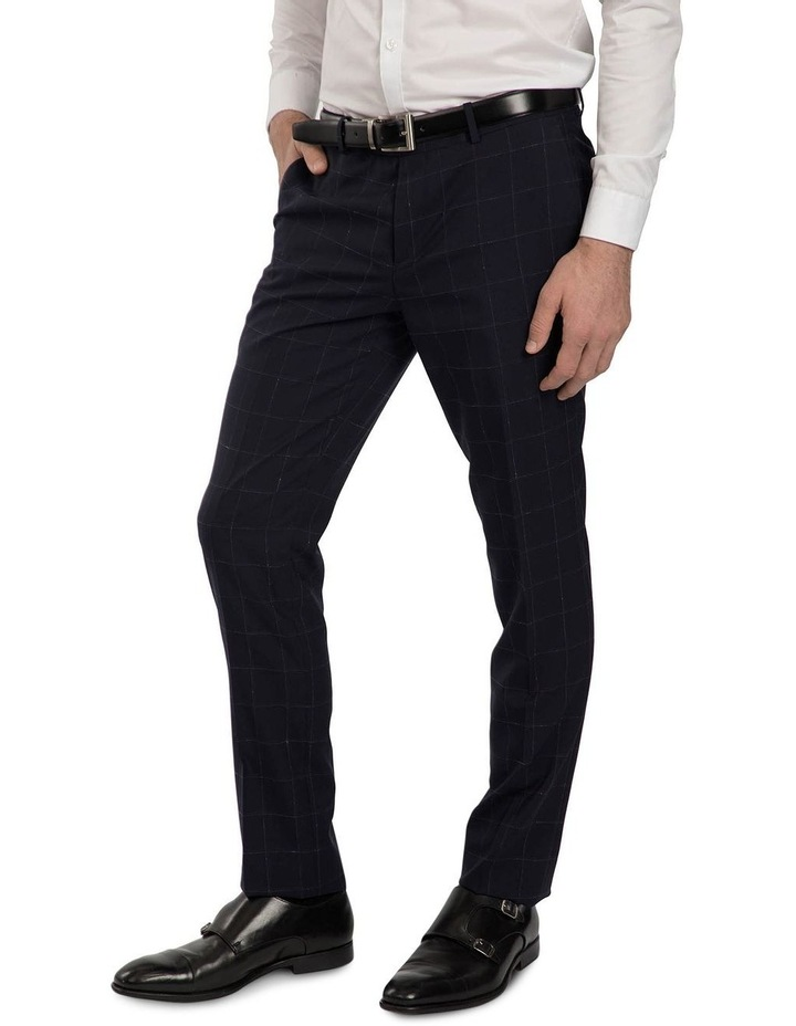 Slim Fit Caper Trouser image 2
