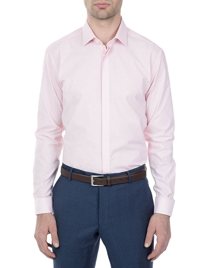 Slim Fit Pink Kinetic Shirt image 1