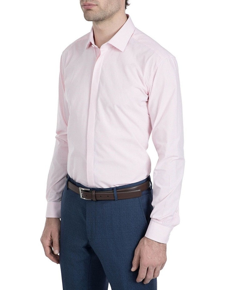 Slim Fit Pink Kinetic Shirt image 2