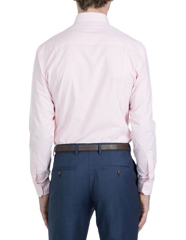 Slim Fit Pink Kinetic Shirt image 3