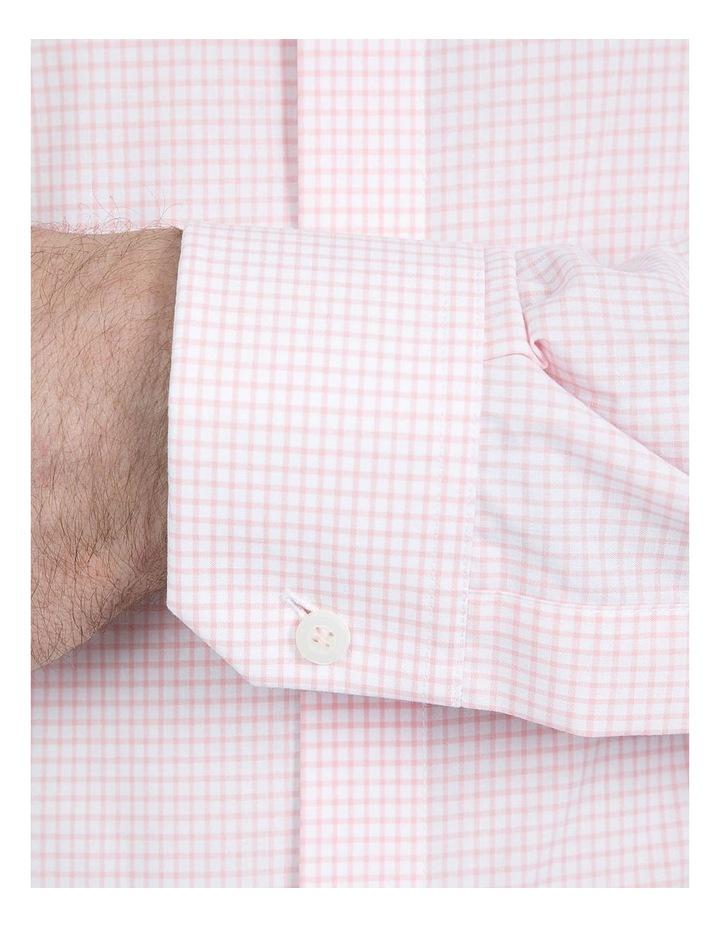 Slim Fit Pink Kinetic Shirt image 4