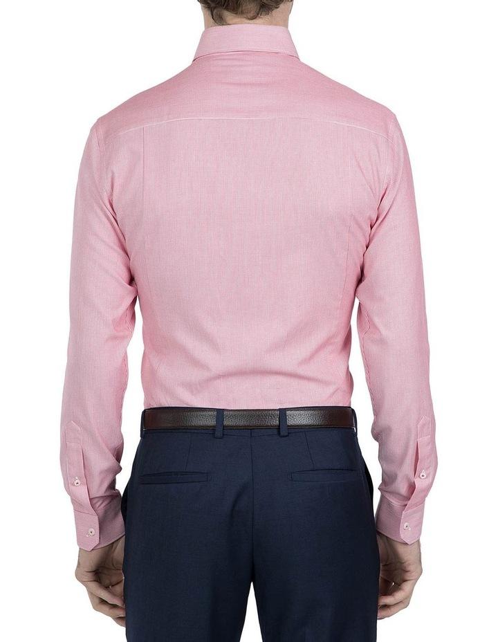 Slim Fit Coral Motion Shirt image 3