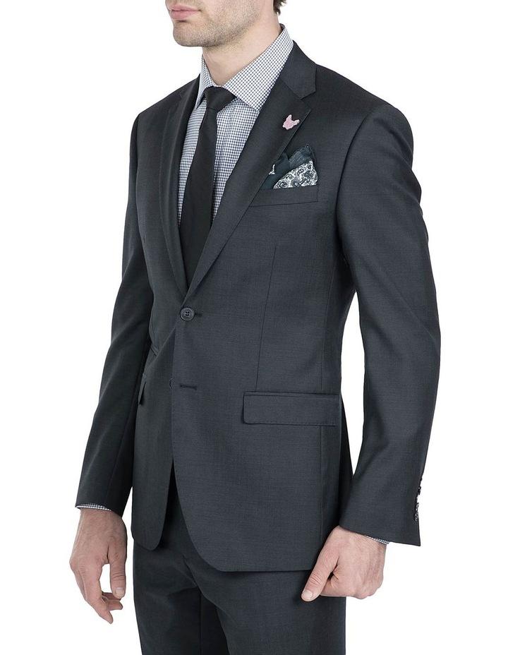 Slim Fit Charcoal Beta Jacket image 2