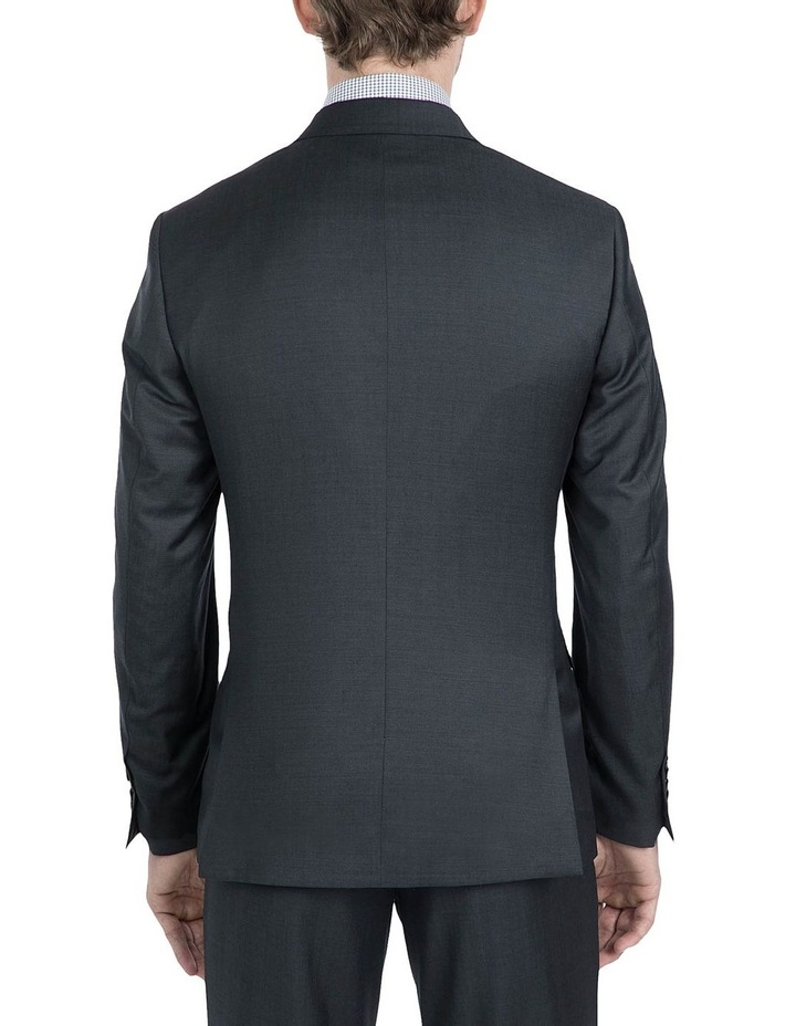 Slim Fit Charcoal Beta Jacket image 3