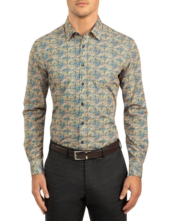 Navy Slim Fit Redox Shirt image 1