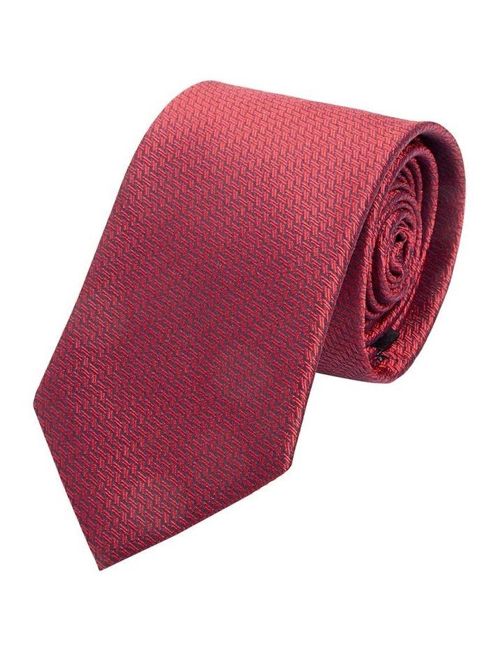 Thatch Weave Silk Tie image 1
